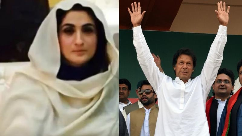 Playboy cricketer turned politician Imran Khan marries for a third time