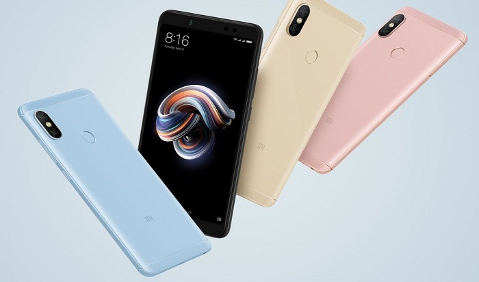 The Redmi Note 5 Pro's dual-camera bump looks very familiar