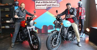 Royal Enfield Thunderbird 350X and 500X Overview