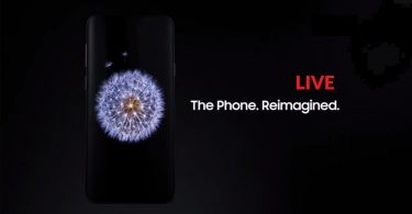 Samsung Galaxy S9 and Galaxy S9 Plus Live