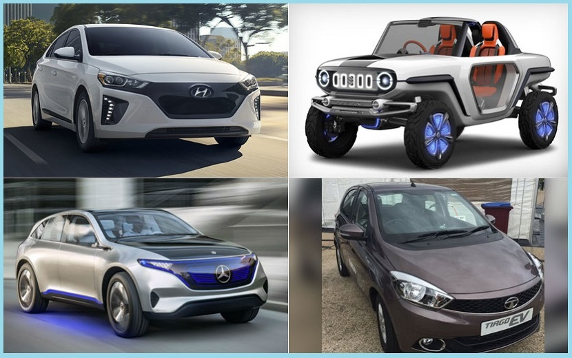 Top Electric Cars to watch out at Auto Expo 2018 Images and Overview