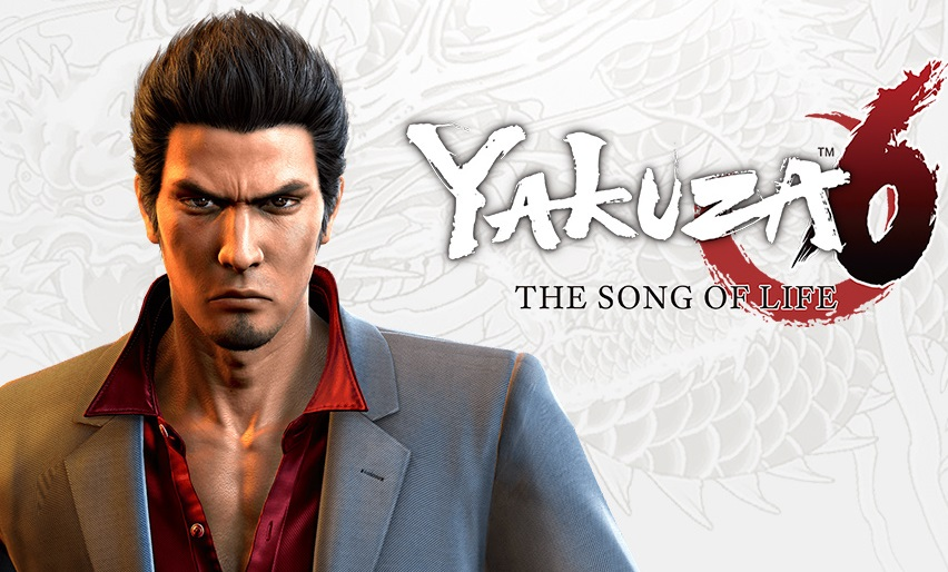 Yakuza 6 The Song of Life Release Date, Start Time and Download Size