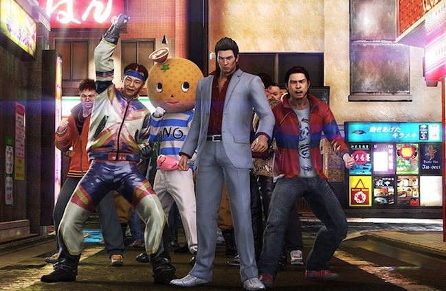 Yakuza 6 The Song of Life Release Date