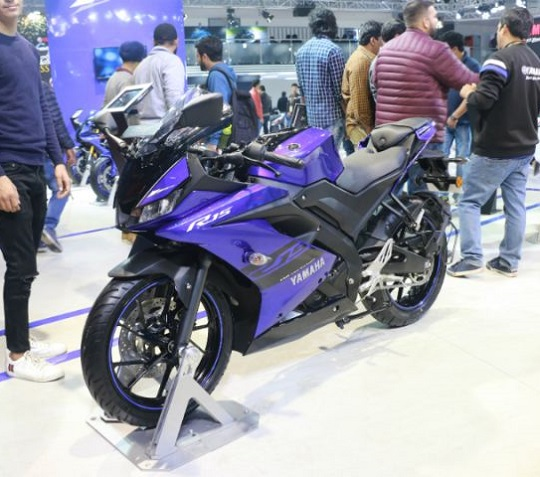 Yamaha R15 V3 2018: Price in India, Features, Top Speed