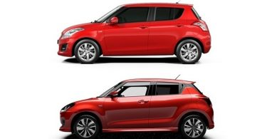 maruti-swift-old-vs-new-side-2018