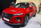 New Hyundai Santa Fe 2018 Features