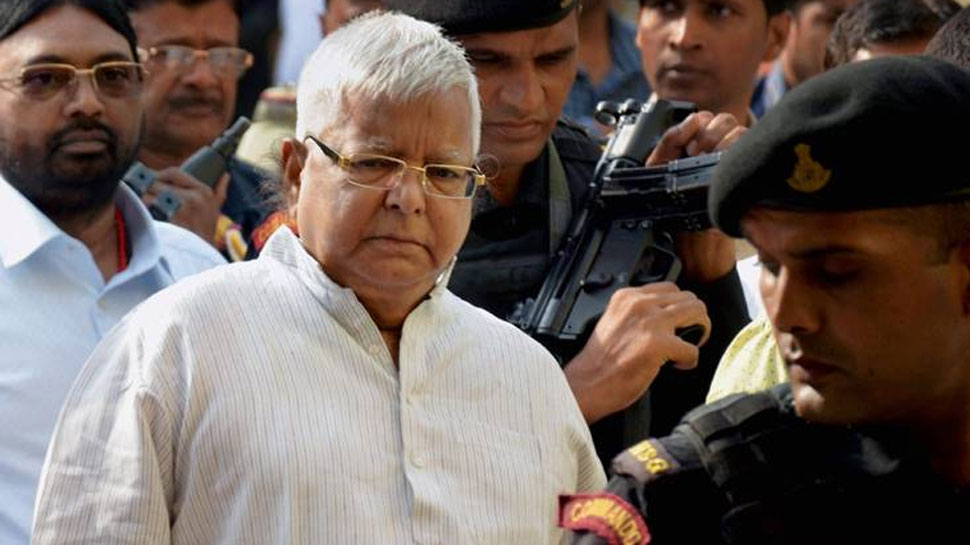 Fodder Scam: 14 years jail to Lalu Prasad Yadav