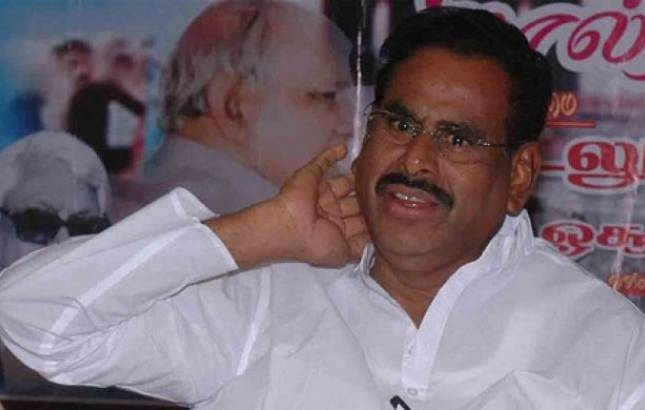 Sidelined AIADMK leader VK Sasikala's Husband Natarajan Maruthappa Dies At 74 In Chennai
