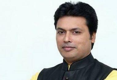 BJP Announced Biplab Kumar Deb as Next Tripura Chief Minister