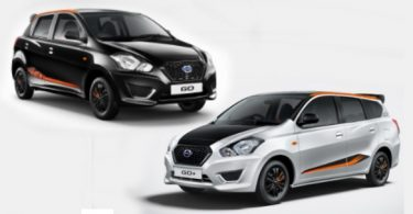 Datsun Go & Go+ Remix limited