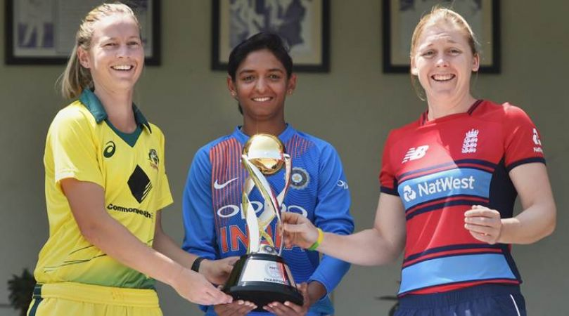 India women face Australia in Tri-Series opener as journey to 2018 WT20 begins