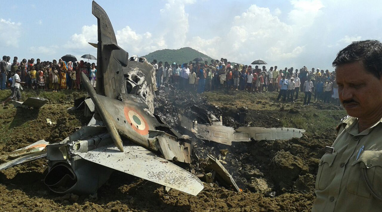 IAF trainee aircraft crashes near Odisha-Jharkhand border, pilot ejects to safety