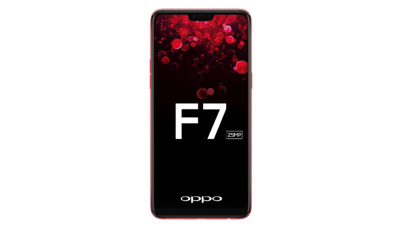 Oppo F7 Launch Live Event Live in India; Check Specs, Features & Other Details