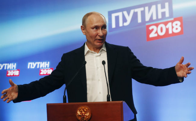 Russia Election Updates: Vladimir Putin wins by a very big margin against Alexei Navalny