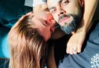 Virat Kohli and Anushka Sharma Kissing Picture