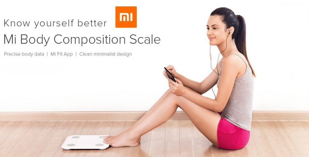 Xiaomi Mi Body Features