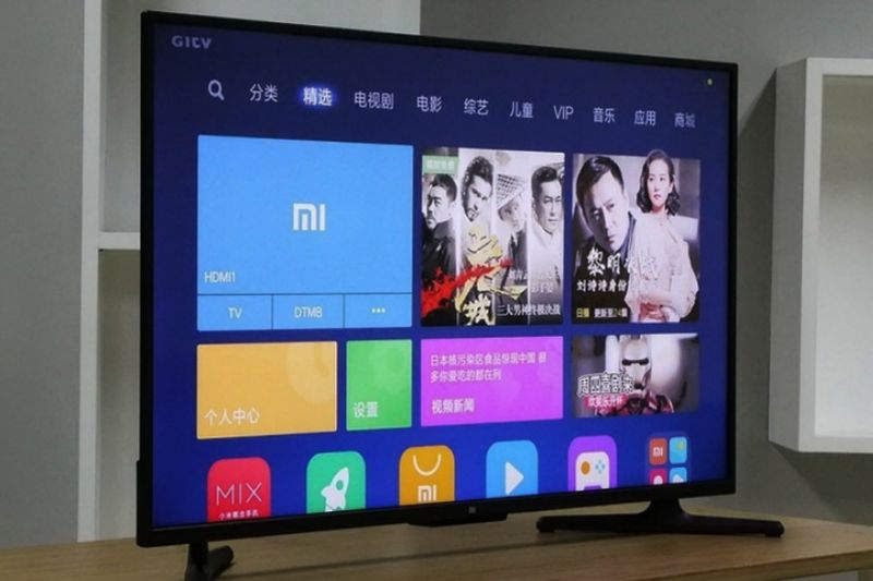 Xiaomi launches the Mi TV 4A with voice-control-supporting remote
