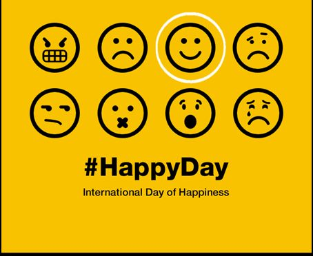 Happy Day Quotes | International Day Of Happiness 2019 Quotes Activities Theme