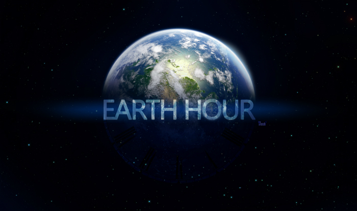 Earth Hour on March 24