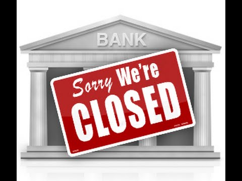 ATM's & Banks to be closed for 4 Days due to long vacations & Holidays