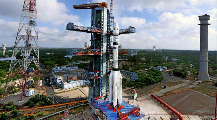 India launches GSAT-6A communication satellite