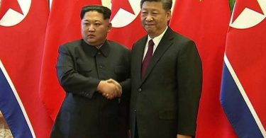 "North Korea's Kim is on ""Unofficial"" Trip to China: Chinese state media confirms"