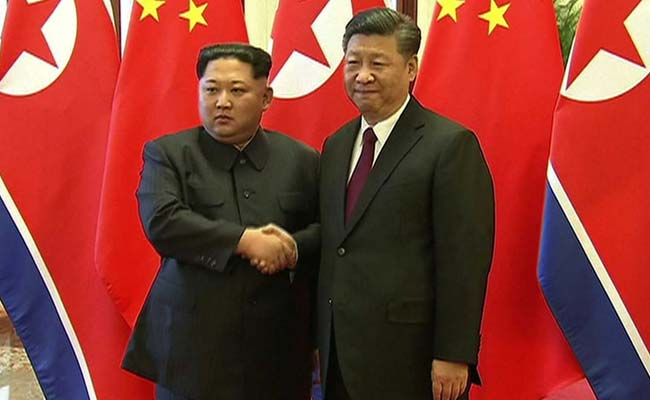 """North Korea's Kim is on """"Unofficial"""" Trip to China: Chinese state media confirms"""