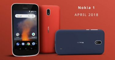 Nokia 1 with Android Go Edition Launched at Price 5,499 Rs