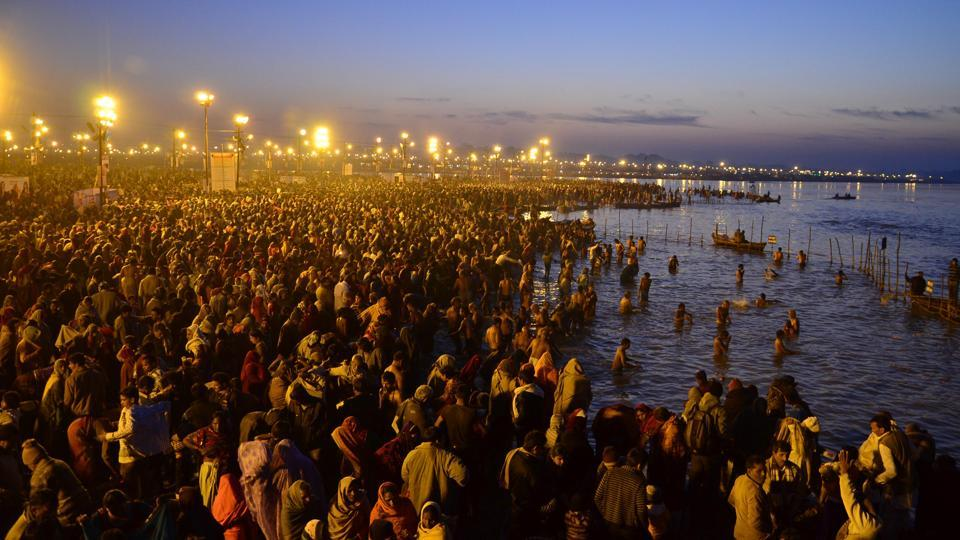 Bathing in Ganga can expose people to high levels of faecal coliform bacteria