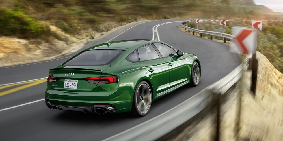 Audi RS 5 Sportback is a 444 hp Dream