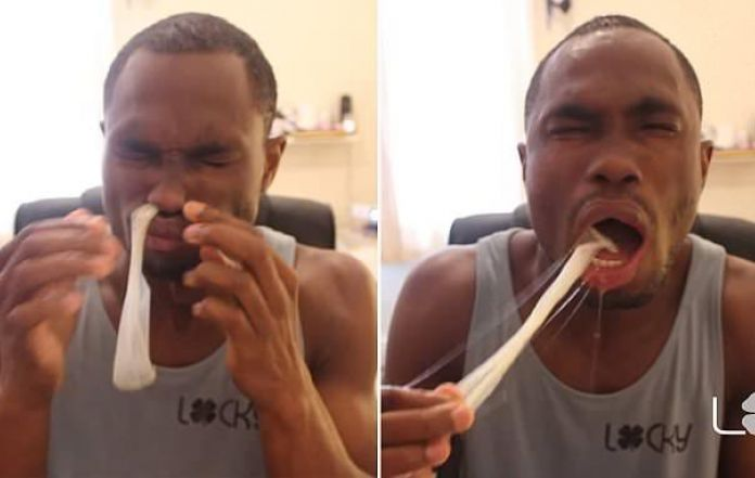 Condom Snorting Challenge: This Dangerous Trend Gripping Youth