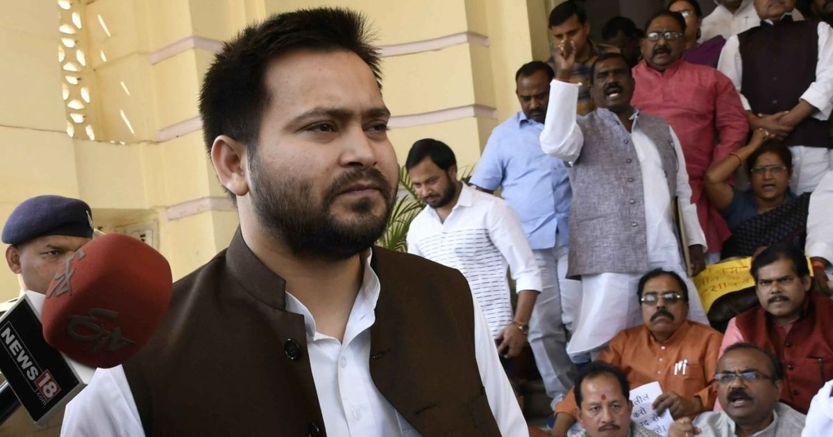 Railway Tender Case: CBI Rais at Rabri Devi's House and Questioned Tejashwi Yadav