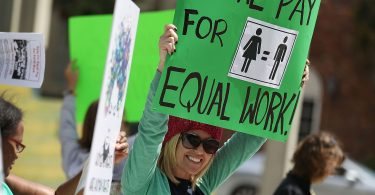 Women still didn't getting Equal Pay; 10th April is Women Equal Pay Day