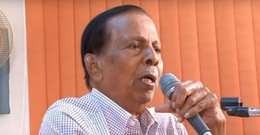The Veteran Tamil Movie Director C. V. Rajendran Passes Away