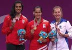 Commonwealth Games 2018: Saina Nehwal grabbed gold for Indian Medal Telly
