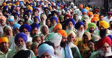 India Protesting against Pakistan for blocking consular access to Sikh pilgrims