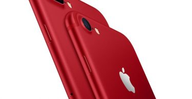 Apple Launched iPhone 8 & 8 Plus Red Colour Special-Edition Variant