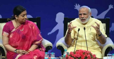 PM Modi Overruled the Smriti Irani's Order about Cancels Fake News