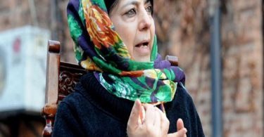 Kathua rape case: CM Mehbooba Mufti sacks cops wants the trial to be completed in 90 days