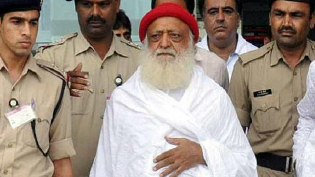 Judge who sentenced Asaram to life till death transferred