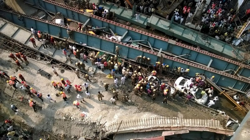Live Updates Varanasi: 18 People died in an Under Construction Flyover Collapse