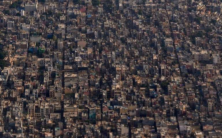 Delhi to overtake Tokyo as world's most populated city in 10 years