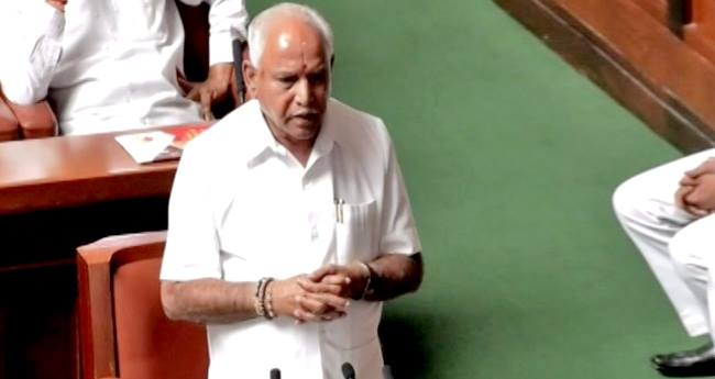 Karnataka Assembly Election: Yeddyurappa Resigns From CM Chair, Governor can Resign too