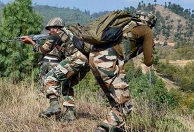 Kashmir: 4 Militants Killed in Close Encounter