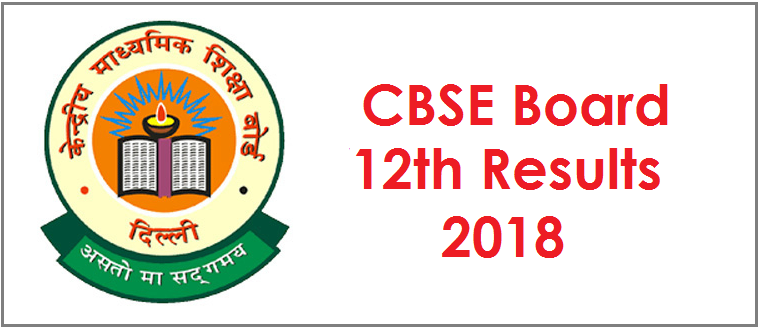 CBSE Result 2018 12th Class
