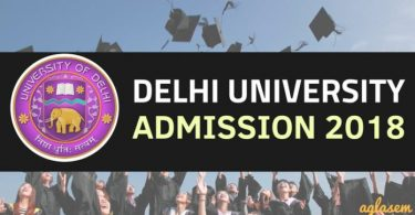 DU Admissions 2018: Online Registration Process For UG Courses Begins