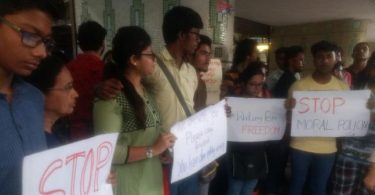 Kolkata Metro Incident: After couple attacked for being too close, Youngsters Protested