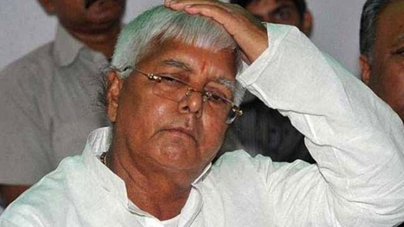 Lalu Prasad Yadav is rushed to IGIMS due to Health Deteriorates