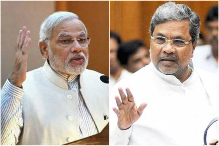 Karnataka election Live: Lets debate Yeddy's achievements for 15 mins Siddaramaiah tells Modi