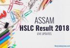 Assam HSLC 10th Result 2018: SEBA Class 10th result at sebaonline.org; 54.44 percent clear exams